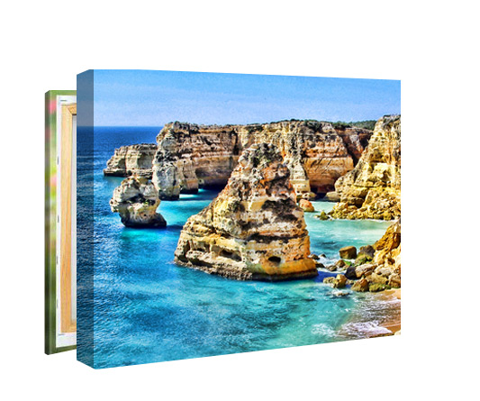 Albufeira Canvas Prints