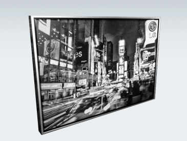 Silver Canvas Prints