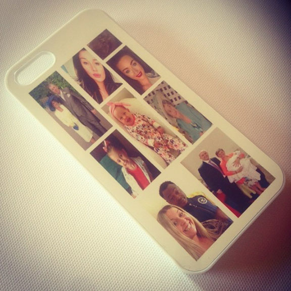 photo phone case for fathers day